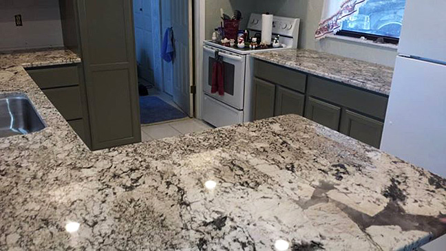 Custom Granite : Daves Custom Granite - Gallery